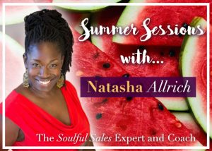 Summer Session with Natasha
